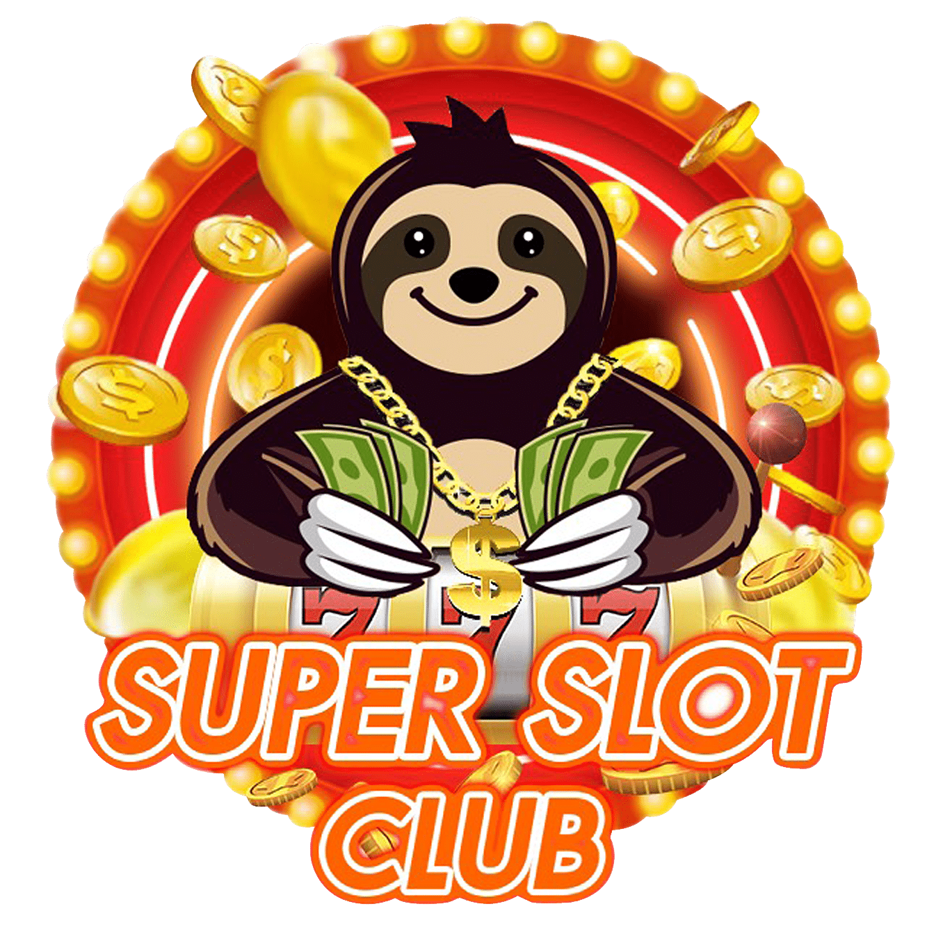Logo Super Slot Club