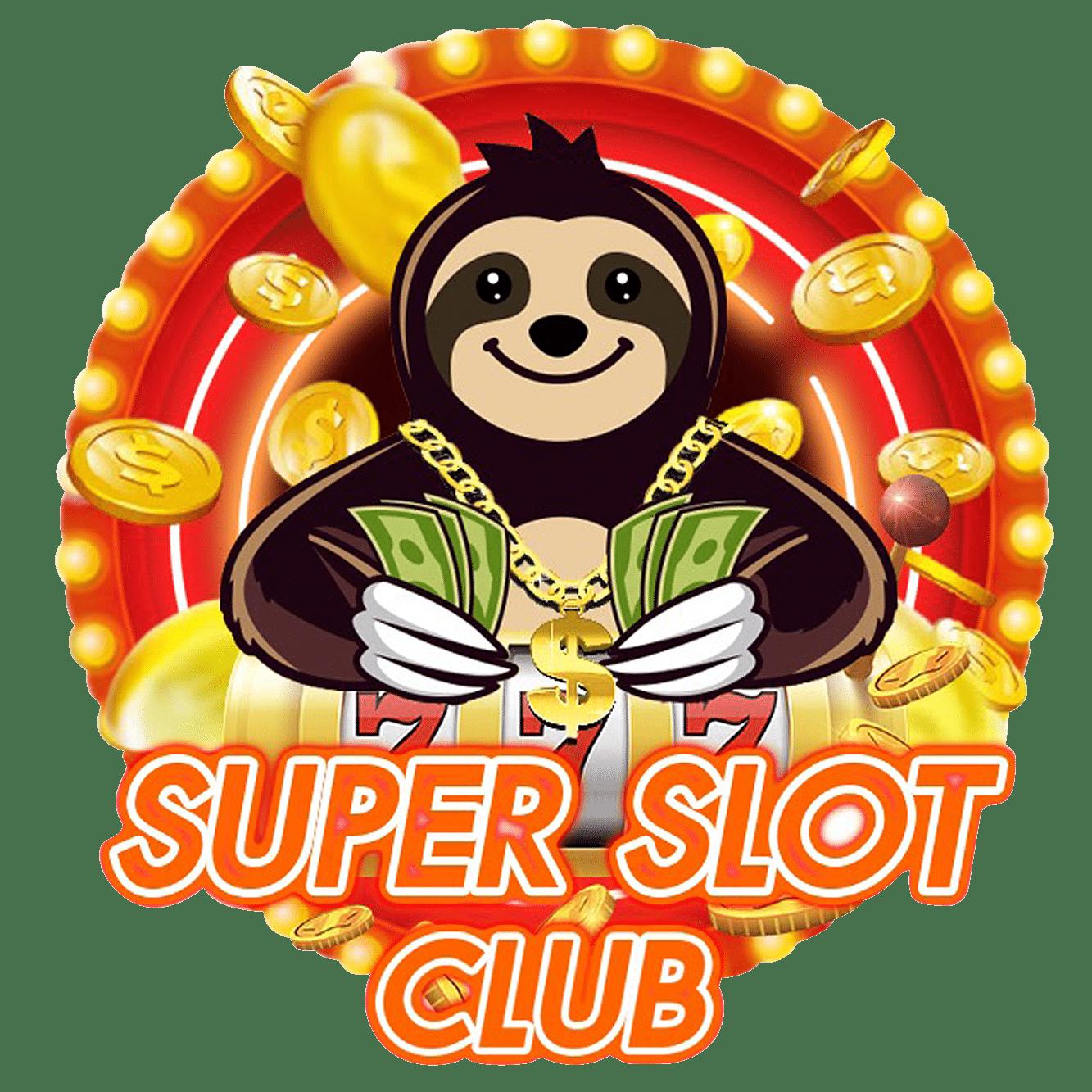 Logo Super Slot Club