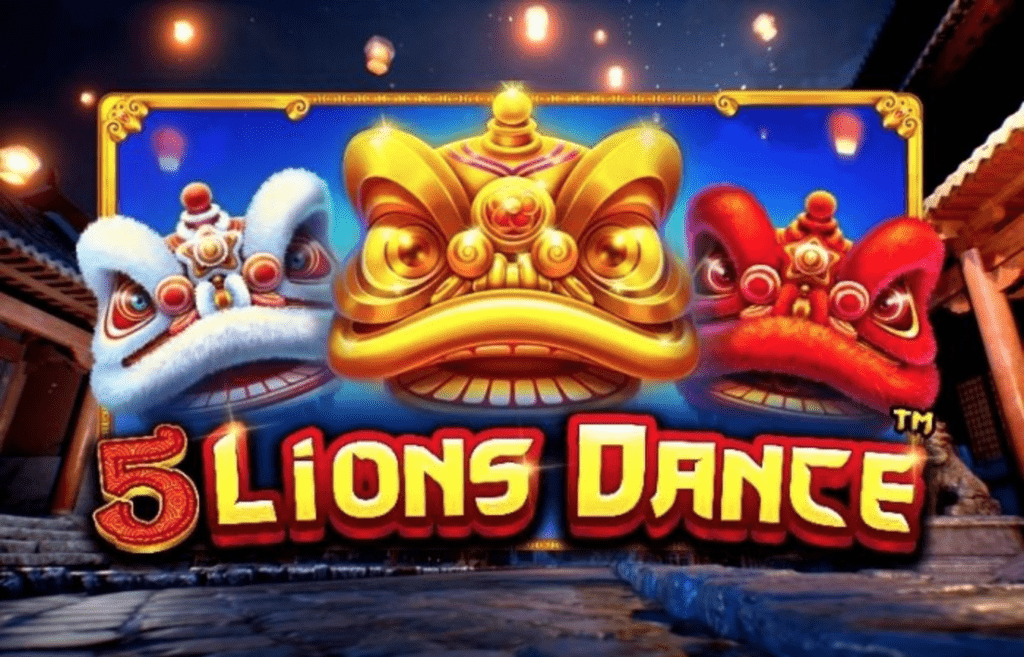 lions dance game slot